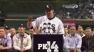 Download KC@CWS: White Sox honor Konerko with pregame ceremony Video