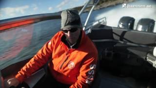 Download Machobåten Anytec 860 SPD med 600 hk - Hamnen.se hårdtestar Video