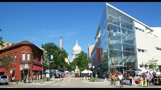 Download A Walk Down State Street, Madison, Wisconsin Video