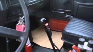 Download 1991 Ford F800 Single Axle Dump Truck Snow Plow Salt Spreader 42K Miles For Sale Video