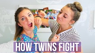 Download How Twins Fight | Brooklyn and Bailey Video