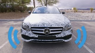 Download Self Driving Mercedes: Behind the Wheel! Video