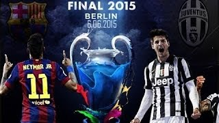 Download Barcelona vs Juventus Promo - UEFA Champions League Final 2015 - 'Road to Berlin' [HD] Video