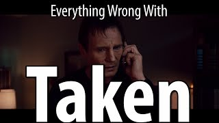 Download Everything Wrong With Taken In 9 Minutes Or Less Video