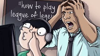 Download How (Not) To Play League of Legends! - League of Legends Funny Moments Video