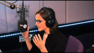 Download Grimmy chats to Emma Watson Video