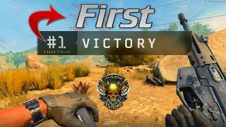 Download Insane 17 Kill carry gets this random his first Blackout Win! Video