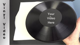 Download Custom VinylVideo discs are here Video