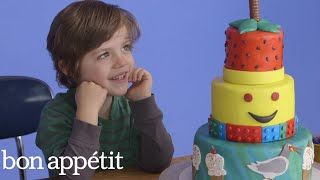 Download Kids Imagine Fantasy Cakes… Then Get Them For Real | Most Amazingest Cakes | Bon Appetit Video