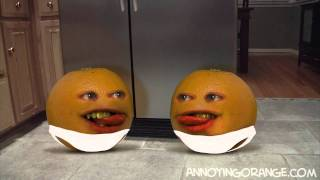 Download Annoying Orange - Talking Twin Baby Oranges Video