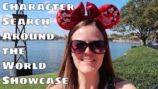 Download Epcot Character Search Around the World Showcase - Magical Mondays #83 - Walt Disney World 2019 Video