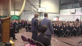 Download Flashmob of Students Interrupt School Assembly with Afternoon Delight! Video