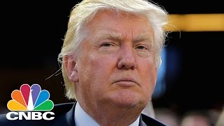 Download Donald Trump Meeting Media At Trump Tower | Power Lunch | CNBC Video