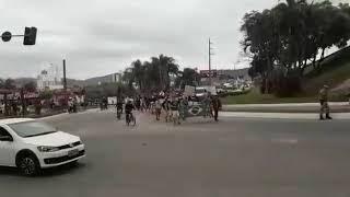 Download População está indo para ruas ,em apoio greve dos caminhoneiros, notícias Video