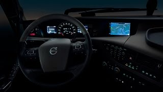 Download Volvo Trucks - Integrated system for services and infotainment Video