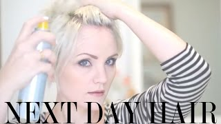 Download How To Style Dirty Hair Video