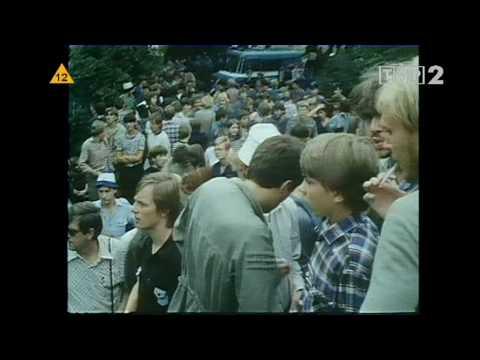 Jarocin historia rockiem pisana, czyli 30 lat festiwalu