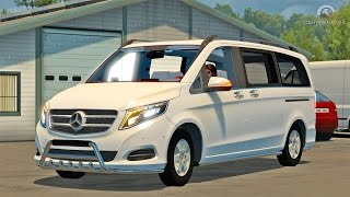 Download Mercedes Viano ETS2 (Euro Truck Simulator 2) Video
