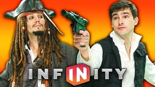 Download DISNEY INFINITY IN REAL LIFE! Video
