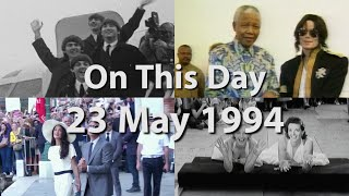 Download On This Day: 23 May 1994 Video