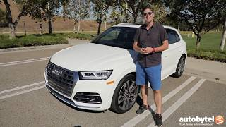 Download 2018 Audi SQ5 Test Drive Video Review Video