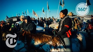Download Standing Rock Celebrates Halted Pipeline | The Daily 360 | The New York Times Video