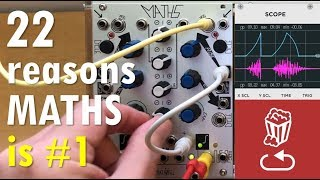 Download 22 reasons the #1 eurorack module is Maths by Make Noise Video