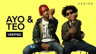 Download Ayo & Teo ″Rolex″ Official Lyrics & Meaning | Verified Video