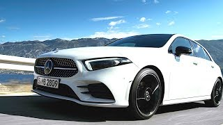 Download New Mercedes A Class World Premiere 2019 Commercial 2018 New A Class W177 CARJAM TV Video