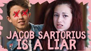 Download Danielle Bregoli responds to Jacob Sartorius Video