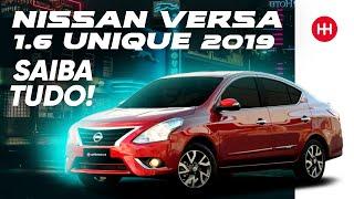 Download Nissan Versa 1.6 Unique CVT | Raio X Webmotors #3 Video