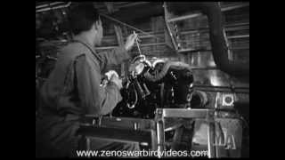 Download Boeing B-29 Superfortress Flight Engineer -1944 Video