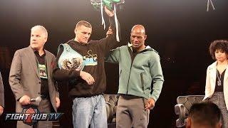 Download Hopkins vs. Smith - The Full Bernard Hopkins Post Fight Press Conference Video Video