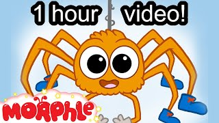 Download Itsy Bitsy Spider Song ( Incy Wincy Spider ) Nursery rhymes songs with lyrics and action - Morphle Video
