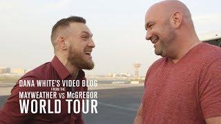 Download Dana White's Video Blog | MAY/MAC WORLD TOUR | Ep. 1 Video
