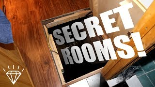 Download 10 Bizarre Secret Rooms Found in People's Homes Video