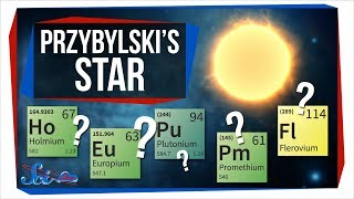 Download This Star Might Be Hiding Undiscovered Elements   Przybylski's Star Video