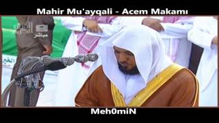 Download Mahir Muaykili - Acem Makamı / مقام العجم - ماهر المعيقلي Video