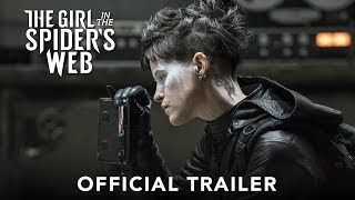 Download THE GIRL IN THE SPIDER'S WEB - Official Trailer (HD) Video