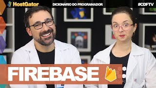 Download Firebase // Dicionário do Programador Video