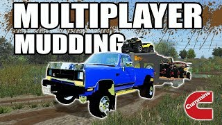 Download FARMING SIMULATOR 2017 | MUD FEST 2017 | GOING MUDDING WITH NEW POLARIS RZR & CAN-AM MAVERICK Video