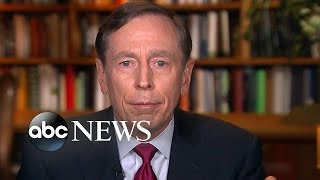 Download Gen. David Petraeus on if He Voted for Trump: 'I Don't Vote' Video