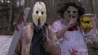 Download Jason Voorhees & Leatherface Talk - Friday The 13th Vs The Texas Chainsaw Massacre Video