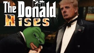 Download Inauguration of Fire: The Donald Rises - [The Godfather Parody] Video
