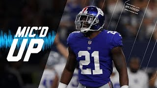 Download Landon Collins Mic'd Up Trying to Stop the Cowboys High-Powered Offense | NFL Films | Sound FX Video