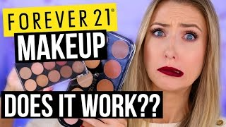 Download Buy or Bye: FOREVER 21 MAKEUP || What Worked & What DIDN'T Video