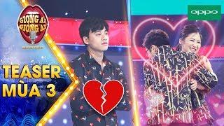 Download Giọng ải giọng ai 3|Teaser:Mai Tài Phến ″tan nát″ cõi lòng khi chứng kiến Bùi Anh Tuấn ôm Hương Tràm Video