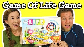 Download The Game Of Life Game - Who Makes More Money? Video