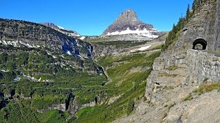 Download Going-To-The-Sun Road, Glacier National Park, Montana, USA in 4K (Ultra HD) Video