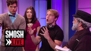 Download WORLD'S FASTEST READER - SMOSH LIVE Video